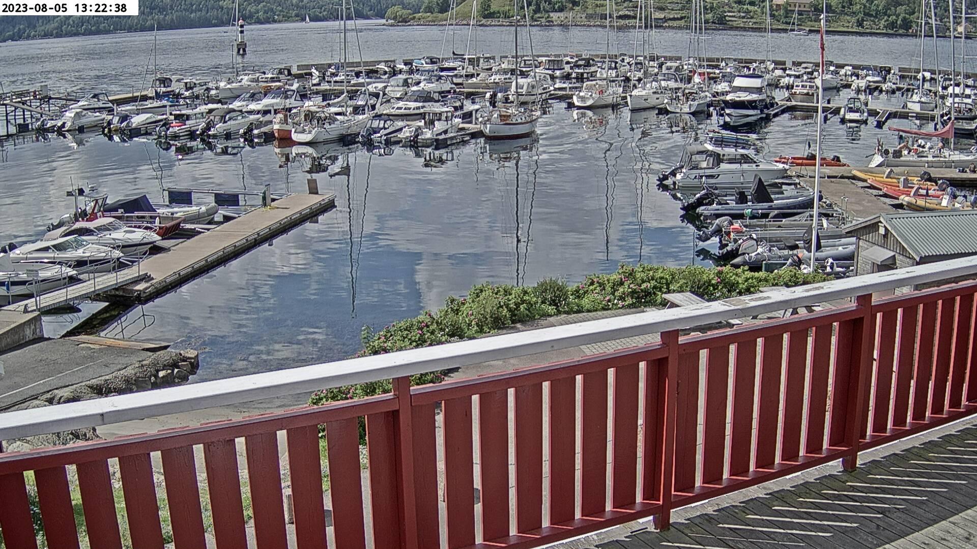 Webkamera ytre havn