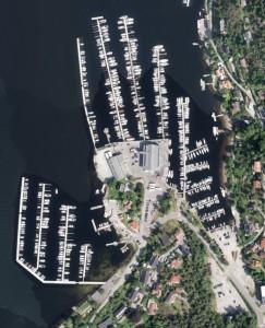 Luftfoto fra norgeibilder.no